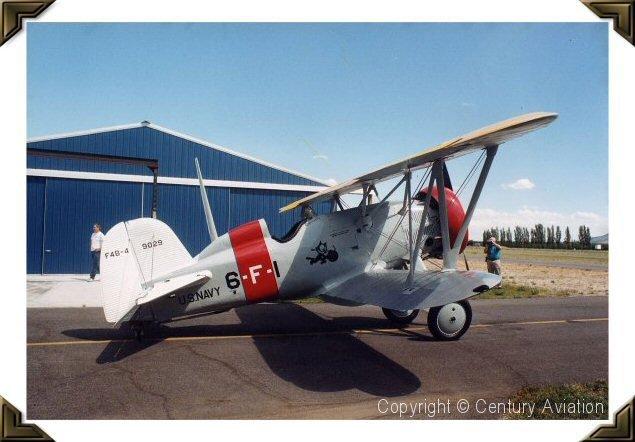 1932 Boeing F4B-4