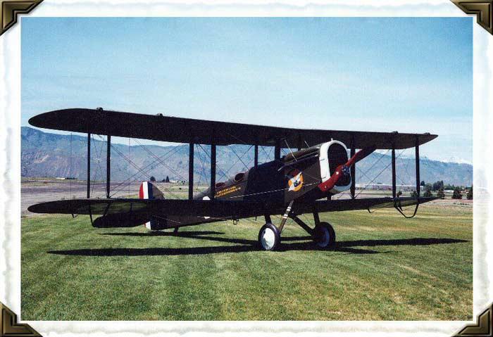DeHavilland DH-4B