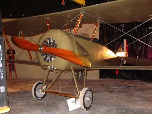 1917 Thomas Morse S-4 Scout 'Tommie'