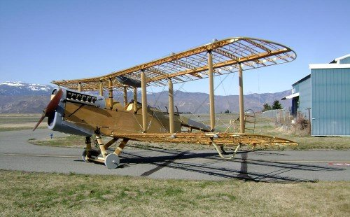 1917 Airco DH-4 British Military