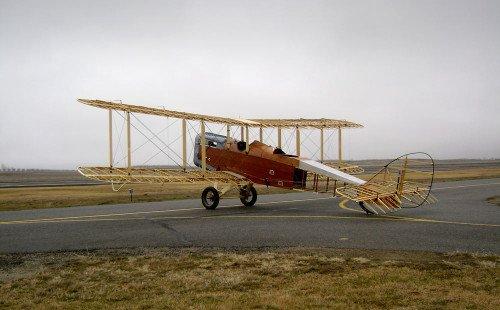1918 De Havilland DH-4 (U.S. Army Air Corps)