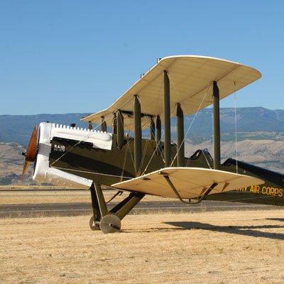 1919 DeHavilland DH-4B